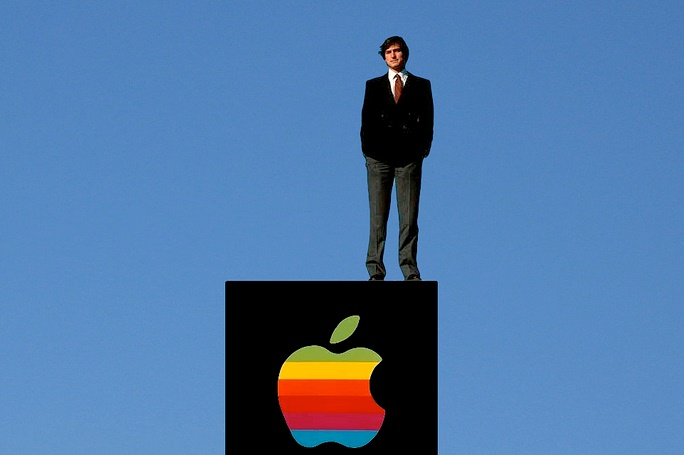 MonMan Are You Still Selling the Sizzle? Picture of Steve Jobs